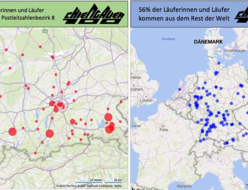Anmelde-Stopp für den Chiemgauer100 2021