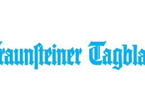 Aktuelles Interview im Traunsteiner Tagblatt